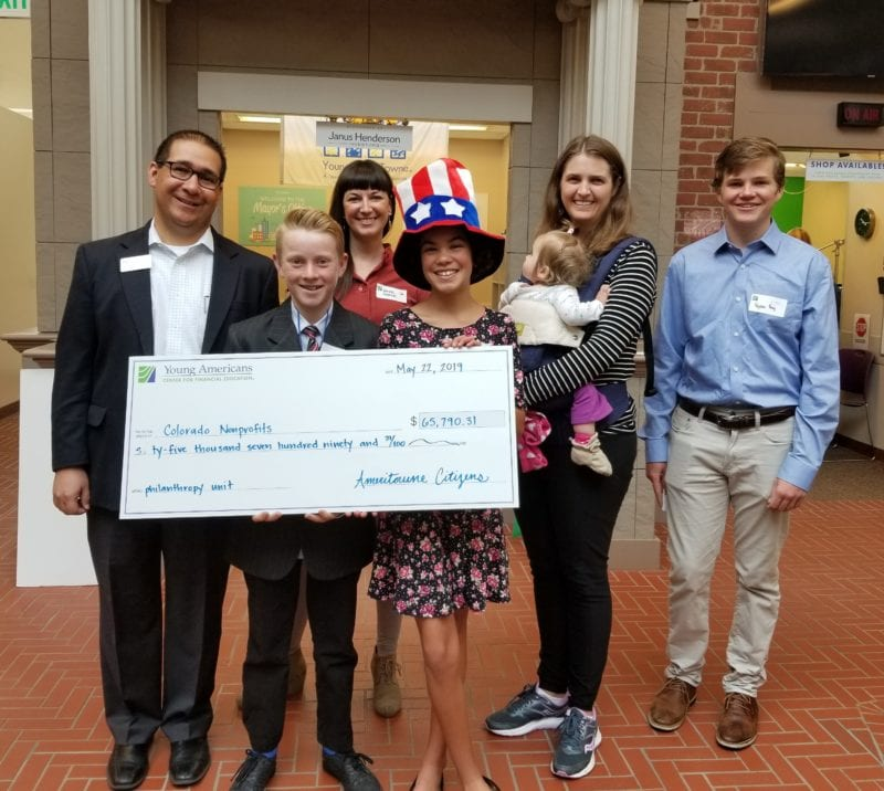 Schlessman Family Foundation Creates A Culture Of Giving