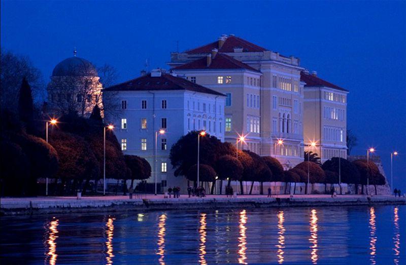 Zadar Waterfront Riva YACHT CHARTER CROATIA