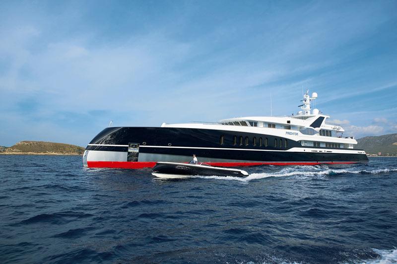 Koninklijke De Vries Scheepsbouw Yacht Premire