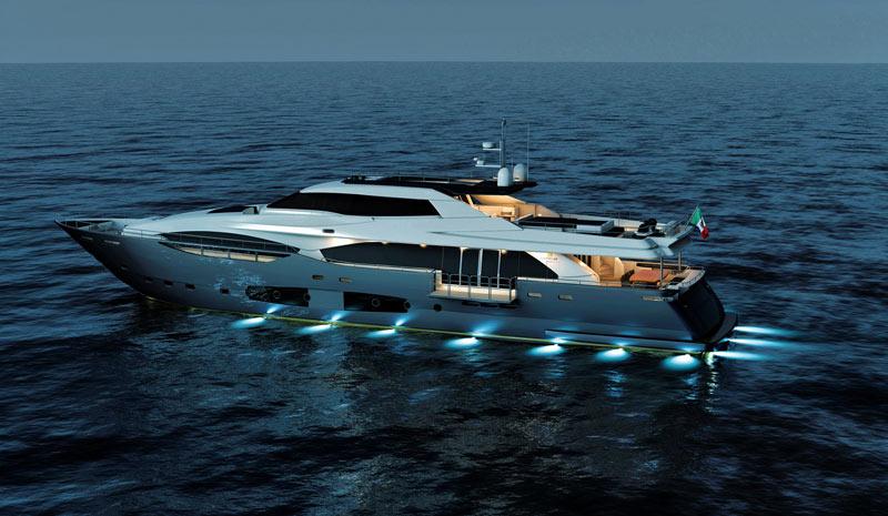 Ferretti Custom Line Yacht Premire