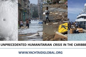 YachtAid Global Hurricane Relief Humanitarian Crisis in the Caribbean