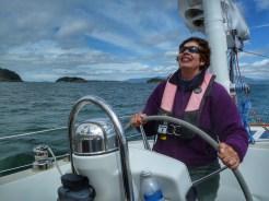 Sailing, San Juan Islands