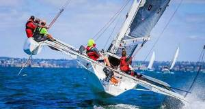 2016 Festival of Sails - Bare Essentials on Corio Bay Saltwater Images