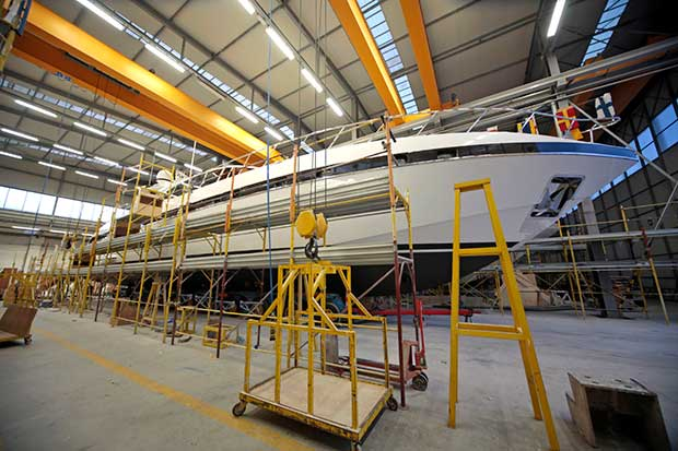 88m Feadship, the latest vessel to switch to Seahub - equipment-and-accessories