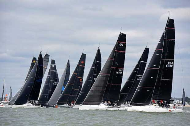 Day 2 - RORC Easter Challenge Rick Tomlinson © http://www.rick-tomlinson.com