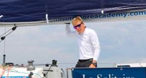 Rookie Champion returns for Solo Maitre Coq © The Offshore Academy
