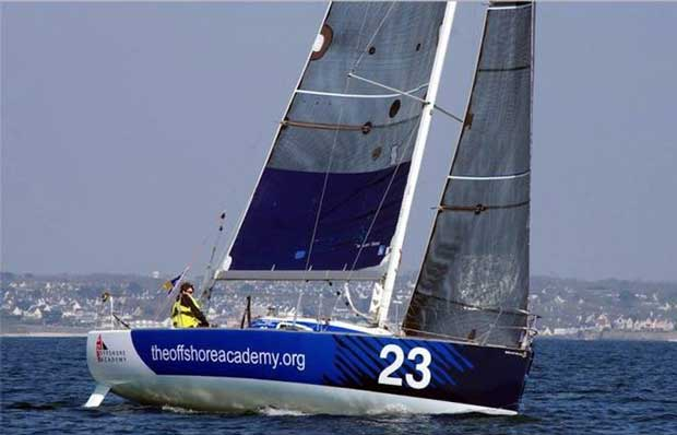 Rookie Champion returns for Solo Maitre Coq The Offshore Academy