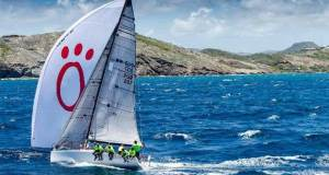 Winner of The Lord Nelson Trophy, Sergio Sagramoso's Puerto Rican Melges 32, Lazy Dog - Antigua Sailing Week © Paul Wyeth / www.pwpictures.com http://www.pwpictures.com