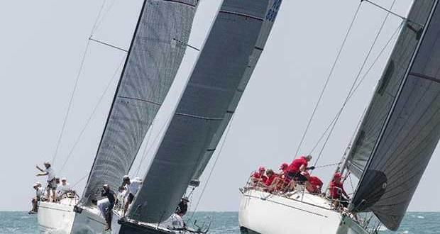 Top of the Gulf Regatta is set to deliver four days of competitive racing in the Gulf of Thailand Guy Nowell