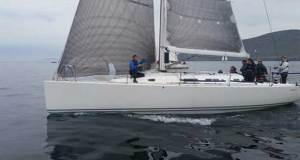 Moonstruck Too – winner of the first St Kilda Challenge Comann Na Mara