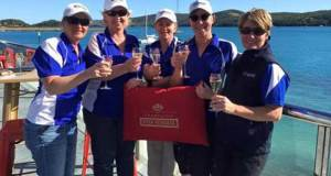 The Balmain Girls - Cape Panwa Hotel Phuket Race Week © Cape Panwa Hotel Phuket Race Week