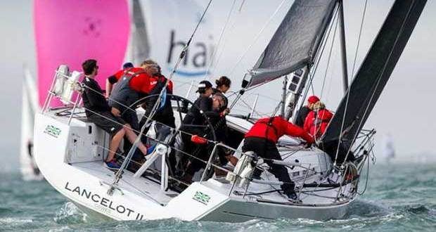 Swiss sailor, Oliver Heer will skipper Sailing Logic's First 40, Lancelot II, for the Morgan Cup Race © Paul Wyeth / RORC