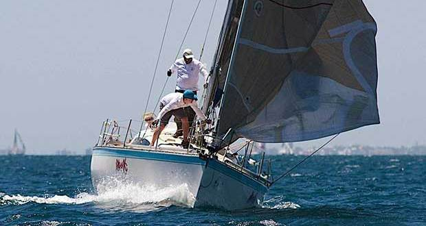 Con Macarlino and crew will be racing the Farr 11.06 Plus 16 which is being sailed up from Darwin for the 2017 Cape Panwa Hotel Phuket Raceweek. © Event Media