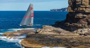 Wild Oats XI clears Sydney Heads at the start of the 2016 Sydney Gold Coast Yacht Race Andrea Francolini http://www.afrancolini.com/