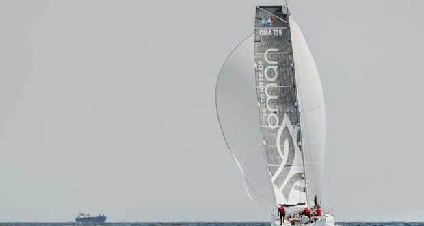 Oman Sail - Class 40 – Les Sables-Horta-Les Sables Race to the Azores © Vincent Curutchet