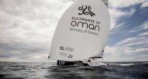 Oman Sail Class 40 duo – Les Sables-Horta-Les Sables Race © Vincent Curutchet