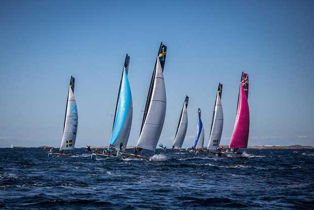 2017 M32 World Championship - Final day © Anton Klock / M32 World