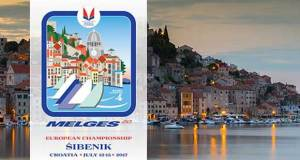 2017 Melges 20 European Championship - Sibenik, Croatia International Melges 20 Class Association