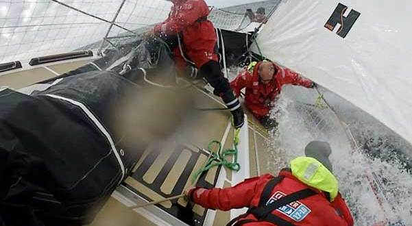 Day 4, Race 1 – Clipper Round the World Yacht Race Clipper Ventures