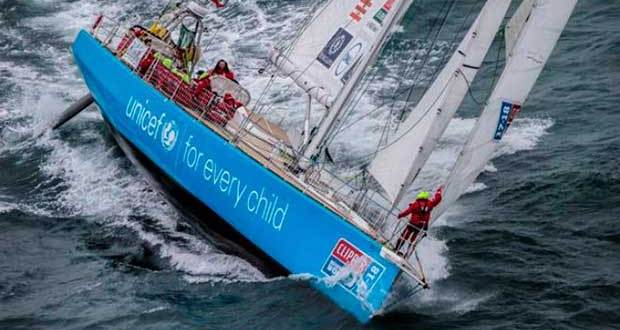 Day 2, Race 1 – Clipper Round the World Yacht Race Clipper Ventures