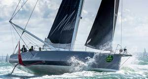 Pierre Casiraghi and Boris Herrmann tackling the Fastnet