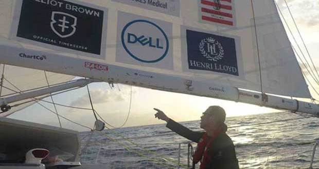 Day 16, Race 1 – Clipper Round the World Yacht Race Clipper Ventures