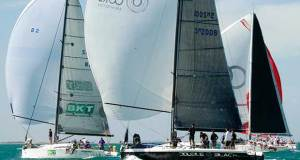 FoS 2015 Rating fleet on Corio Bay © Teri Dodds http://www.teridodds.com