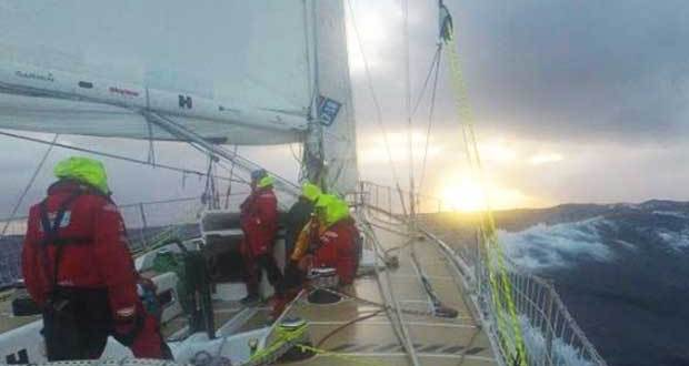 Day 11, Race 3 – Clipper Round the World Yacht Race Clipper Ventures
