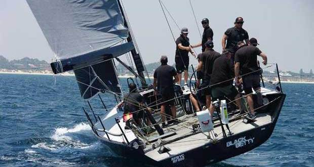 Black Betty – Roland Smith Ocean Race © Susan Ghent / RFBYC