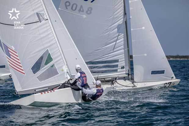 2017 Star Sailors League Finals - Day 2 © Gilles Morelle / Star Sailors League