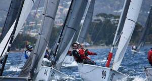 SB20 Pre-Worlds in Hobart - Final day © Jane Austin