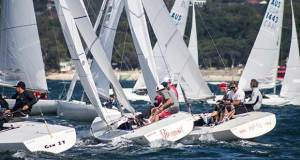 Etchells NSW title kicks off on Sydney Harbour - 2018 Etchells NSW Championship - photo © Darcie C Photography