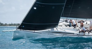 Sir Richard Matthews' Oystercatcher XXX1 at the 2017 St. Maarten Heineken Regatta - photo © Laurens Morel / www.saltycolours.com