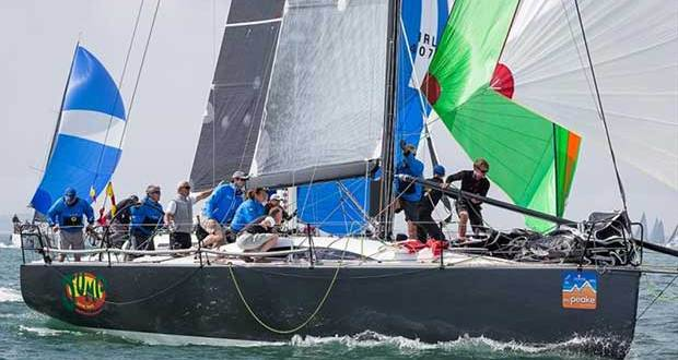 Conor Phelan's Jump Juice from the Royal Cork YC is a confirmed entry for the inaugural Wave Regatta in Howth on the June Bank Holiday weekend. - photo © David Branigan / Oceansport