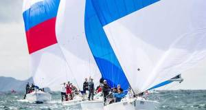Helly Hansen NOOD Regatta San Diego 2018 - photo © Paul Todd / www.outsideimages.com
