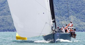 Good wind and warm weather make for idyllic sailing conditions at Top of the Gulf Regatta. © Guy Nowell