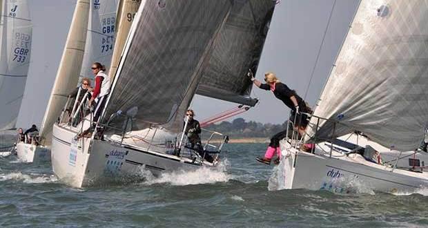 Dubarry Women's Open Keelboat Championship © Bertrand Malas