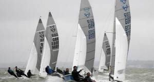 Final day racing in the 505 Nationals at Whitstable - photo © Nick Champion / www.championmarinephotography.co.uk