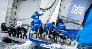 Vitamina Celadrin - 2018 Sail Racing PalmaVela - Day 3 - photo © Melges 40 / Barracuda Communication