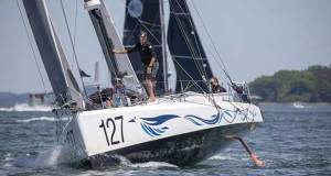 Amhas - 2018 Atlantic Cup Inshore Series - Day 2 - photo © Billy Black
