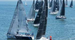 Light air and current in the Class C start had its casualties - The Hague Offshore Sailing World Championship 2018 - photo © Sander van der Borch