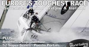 Sevenstar Round Britain and Ireland Race © The World Sailing Show