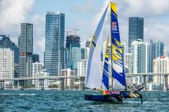 New Zealand Victorious at Red Bull Foiling Generation World Final