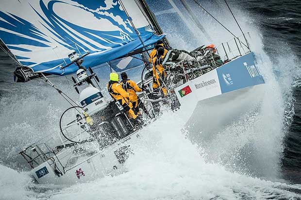 Turn the Tide on Plastic - Leg 10 from Cardiff to Gothenburg. © Ainhoa Sanchez / Volvo Ocean Race