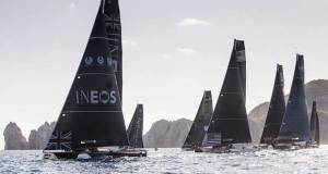 2018 Extreme Sailing Series™ Los Cabos -Day one - Fleet - photo © Lloyd Images