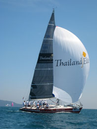 YACHT CHARTER IN ASIA SAILESCAPES racing yacht