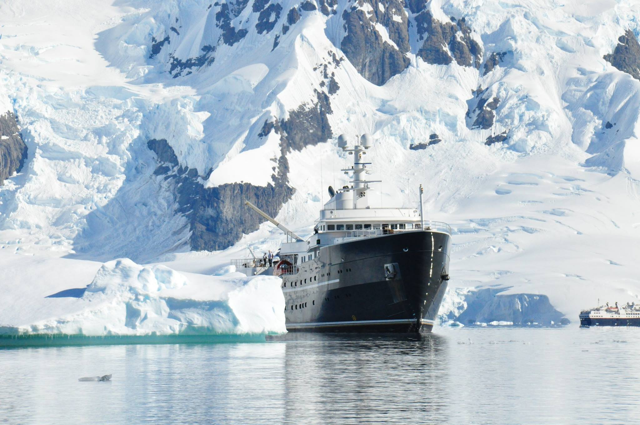 Exploring The Poles The Story Of 8 Cool Yachts Yacht