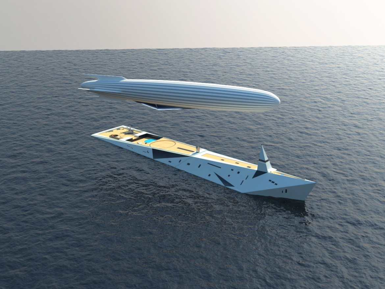 Dare to dream yacht