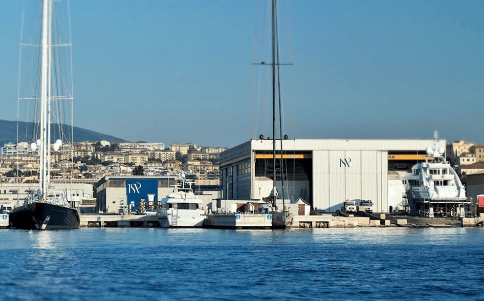 Palumbo Group Acquires ISA Yachts For 11 Million Yacht