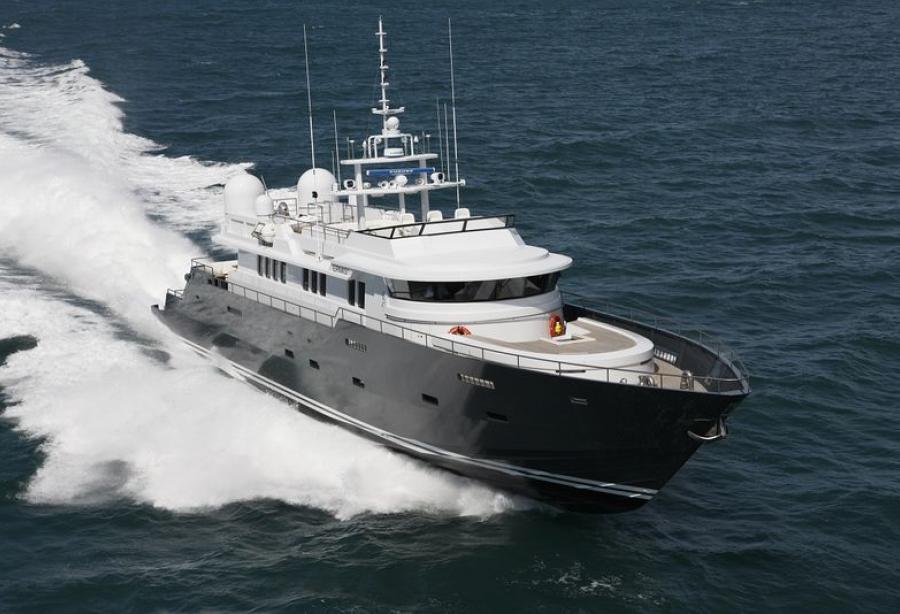Motor Yacht Ermis McMullen Amp Wing Yacht Harbour